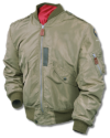 Buzz Rickson USAF L-2 Flying Jacket, American Pad & Textile Co.
