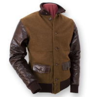 Thunderbird Field Instructor's Flying Jacket, Olive Drab
