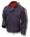 """GREYHOUND Product: Buzz Rickson N-1 Deck Jacket, U. S. Navy, Heavyweight, Blue, Non-Stenciled HPA Edition"