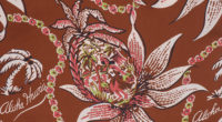 Sun Surf Vintage-Style Hawaiian Shirt, Dreams and Pineapples, Brown SS37774-138