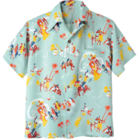 Sun Surf Special-Edition Hawaiian Shirt - Lei Queen SS38102-115