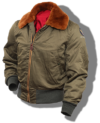 Buzz Rickson B-15 Flying Jacket, USAAF Rough Wear Clothing Co.